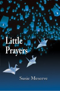Announcing Little Prayers, the debut poetry collection by Susie Meserve (Blue Light Press, 2018).