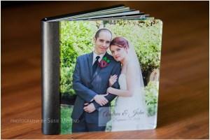 Portland Wedding Photographer - Custom Wedding Albums