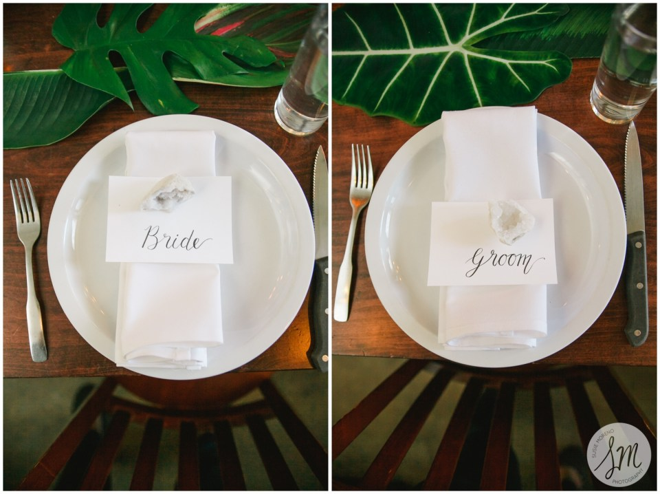 Greenery Themed Wedding Ideas