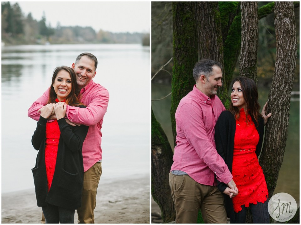 Outdoor Portraits in Lake Oswego, Oregon
