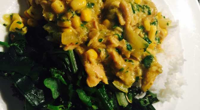 What's Cooking?…Tuna Mornay