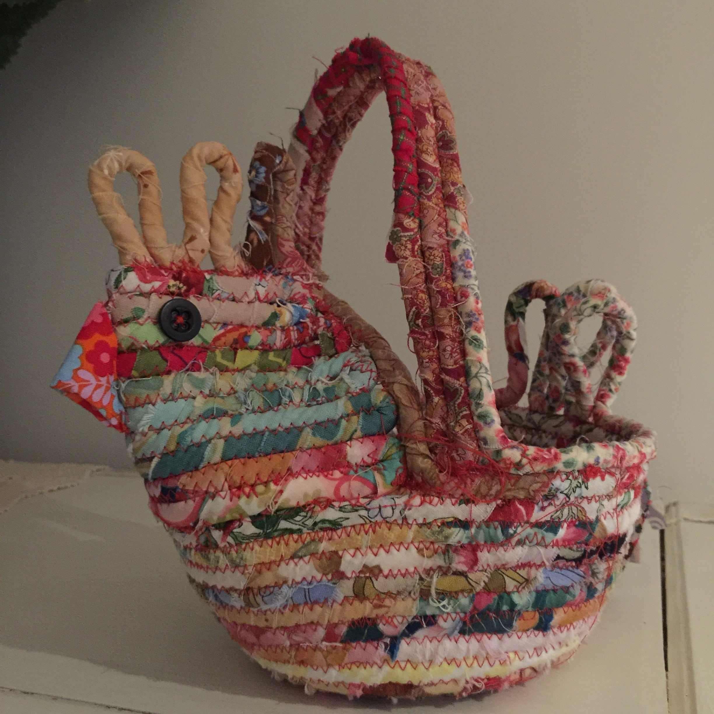 End Of Day Quilters Chicken Egg Basket Amp Tutorial Susies