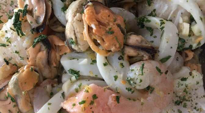 What's Cooking?…Marinara Marinade
