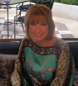 Susan at George V Paris 2015