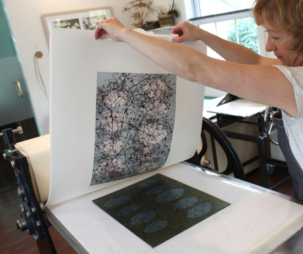 Photopolymer Printmaking with Plates
