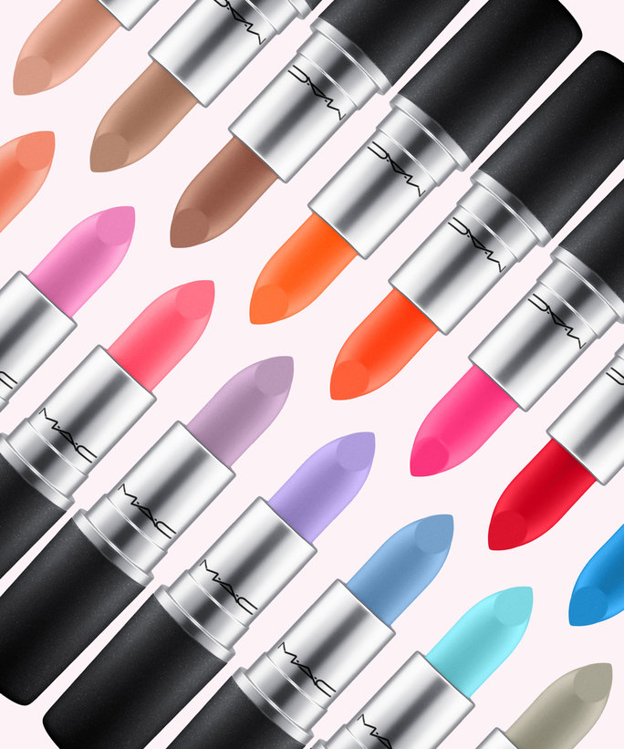 Nova linha de batons diferentões da MAC -  Coleção Colour Rocker