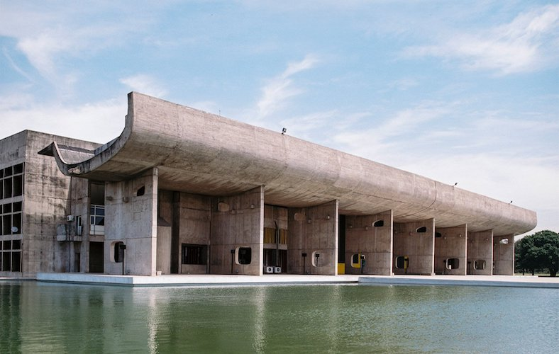 Architettura in India | Chandigarh