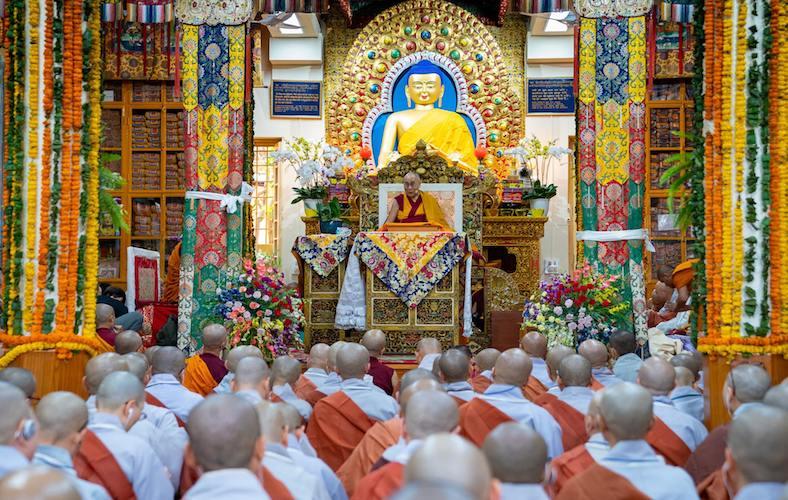 Viaggio tra le grandi religioni dell'India Dharamsala (Ph. Tenzin Choejor)