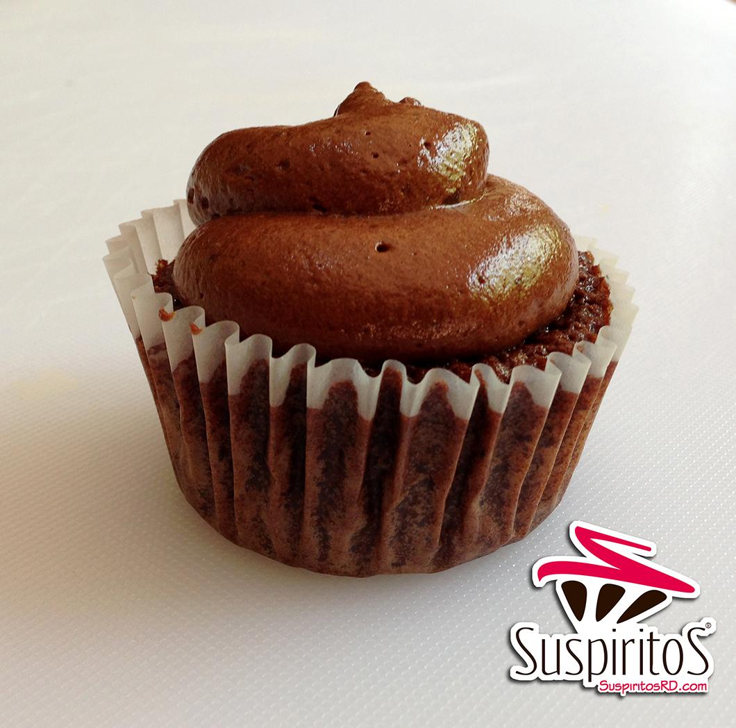 chocolate cupcakes ganache