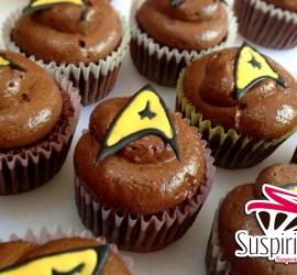 Cuptrek cupcakes chocolate