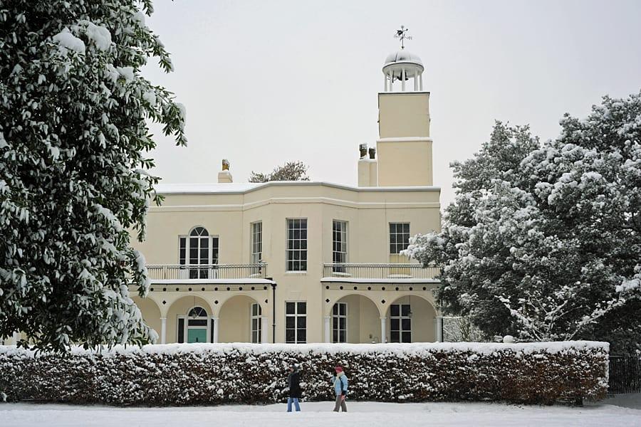 Hotham House, Hotham Park, Bognor Regis, West Sussex