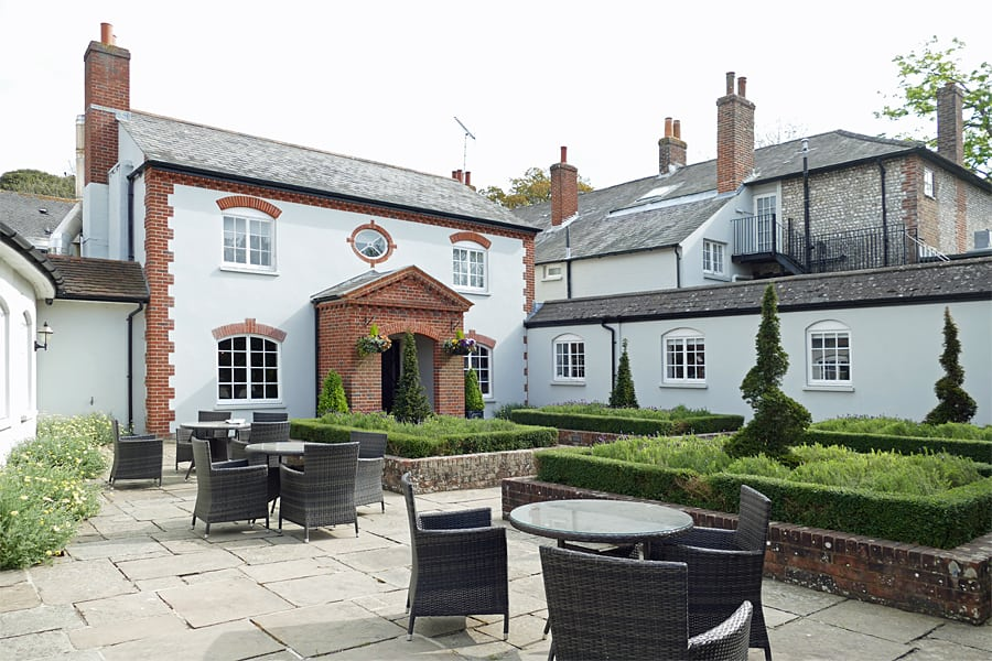 Goodwood Park Hotel Restaurant