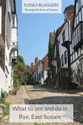 What to see and do in the pretty East Sussex town of Rye