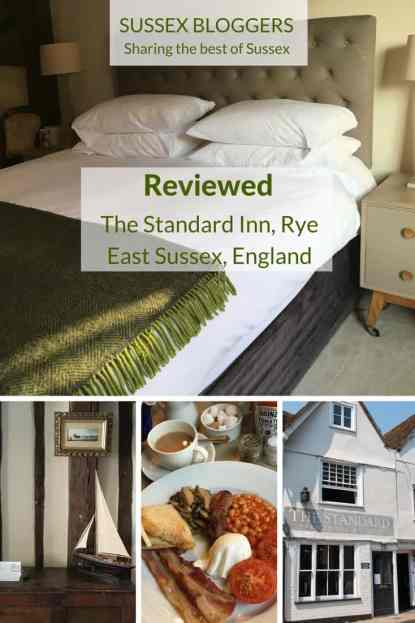 Reviewed, The Standard Inn B&B in Rye, East Sussex