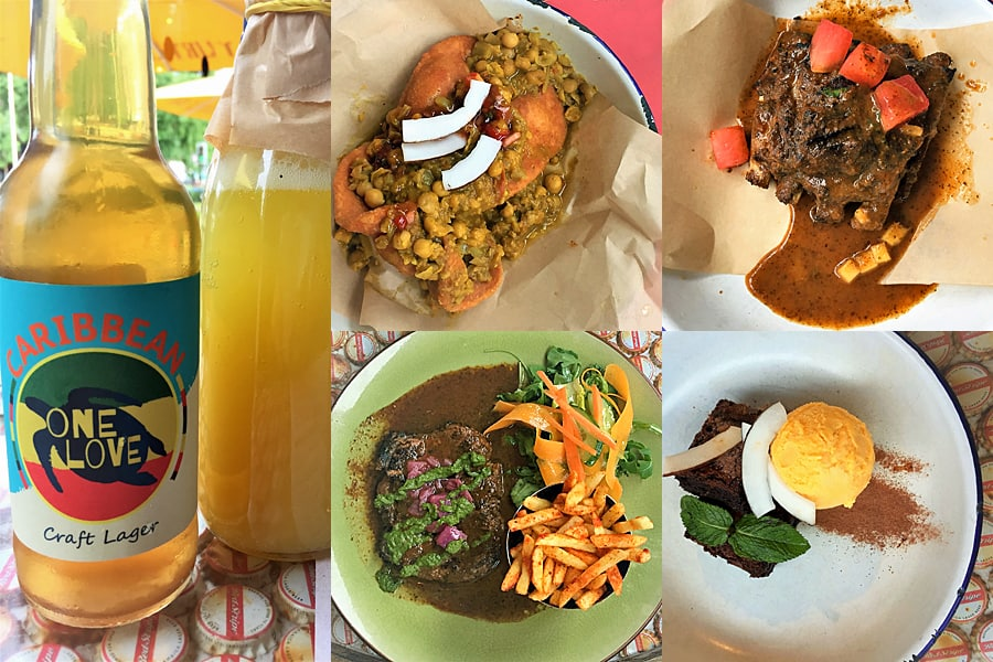 Turtle Bay Review, a great Caribbean restaurant in Crawley, West Sussex, England