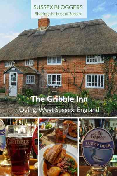 The Gribble Inn - possibly the best pub in West Sussex