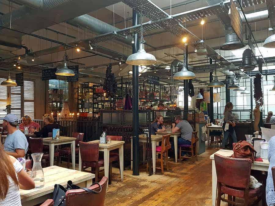 Bill's Restaurant, one of the best restaurants in Chichester, West Sussex