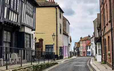 What to see and do in Hastings Old Town, East Sussex