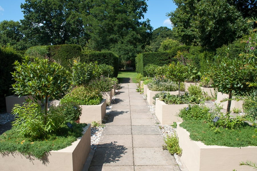 Apothecary Garden at Herstmonceux