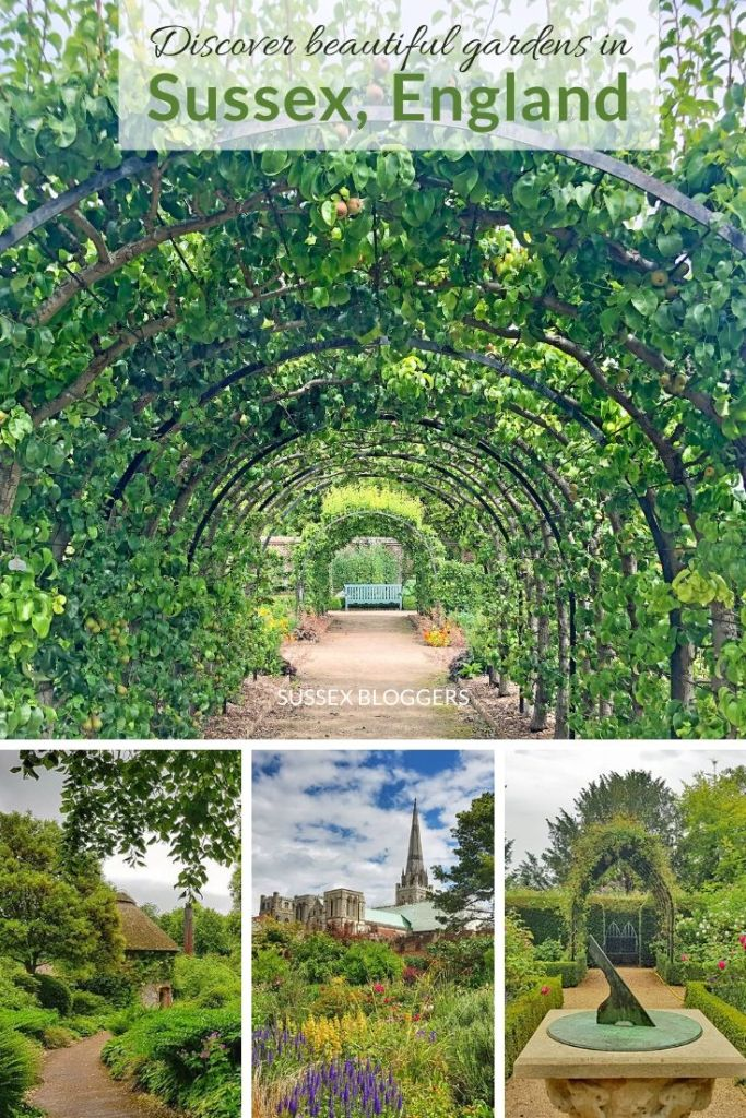 Gardens in Sussex you much visit this summer