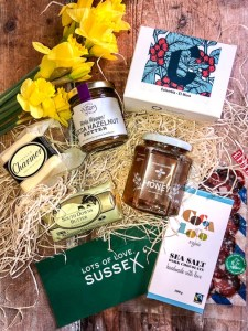The Sussex, Hamper from Lots of love Sussex