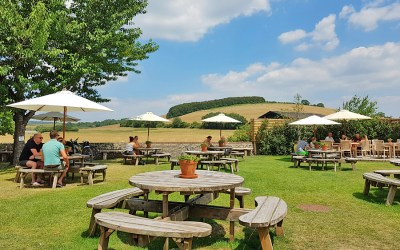 The best beer gardens in West Sussex
