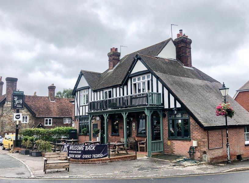 Sussex Pass Restaurant, Wadhurst