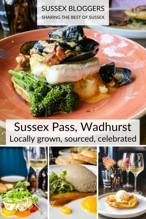 Sussex Pass restaurant Review