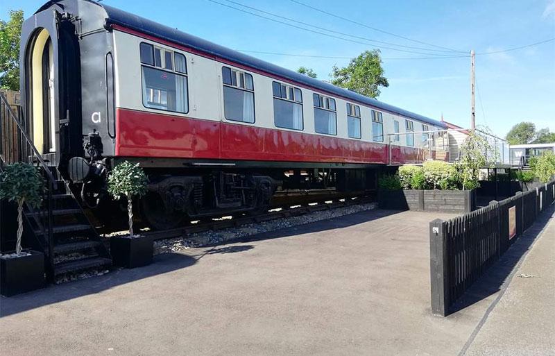 Sussex Railway Retreats