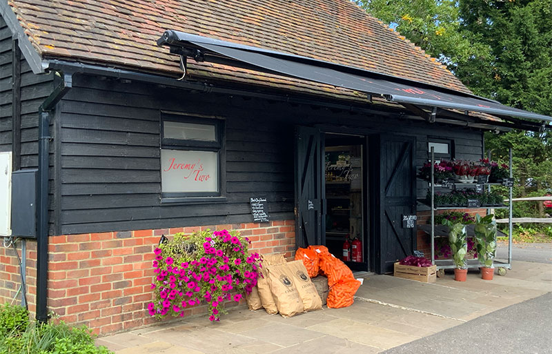 Cowfold Farm Shop, Sussex