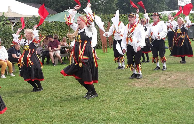 Sussex Morris Dancing