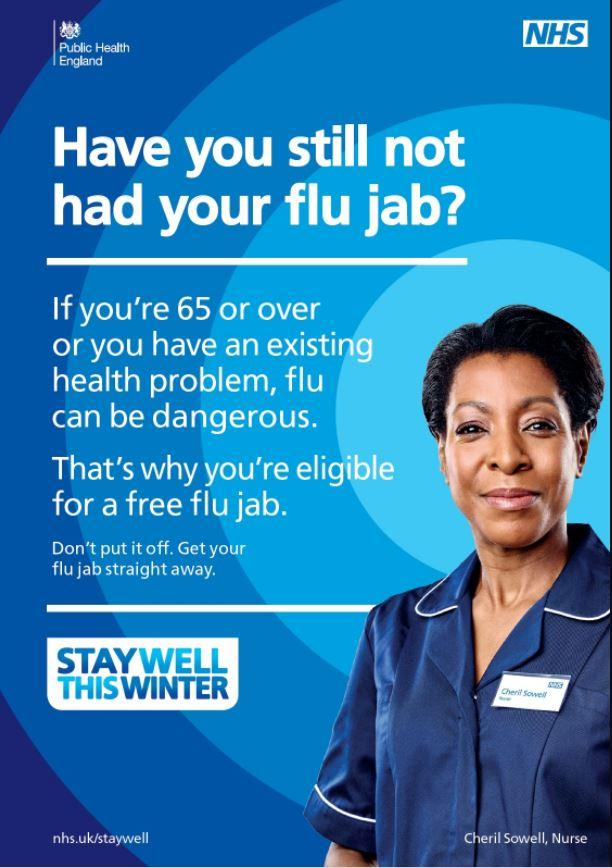 Free Flu Jabs from the NHS - Sussex Interpreting Services