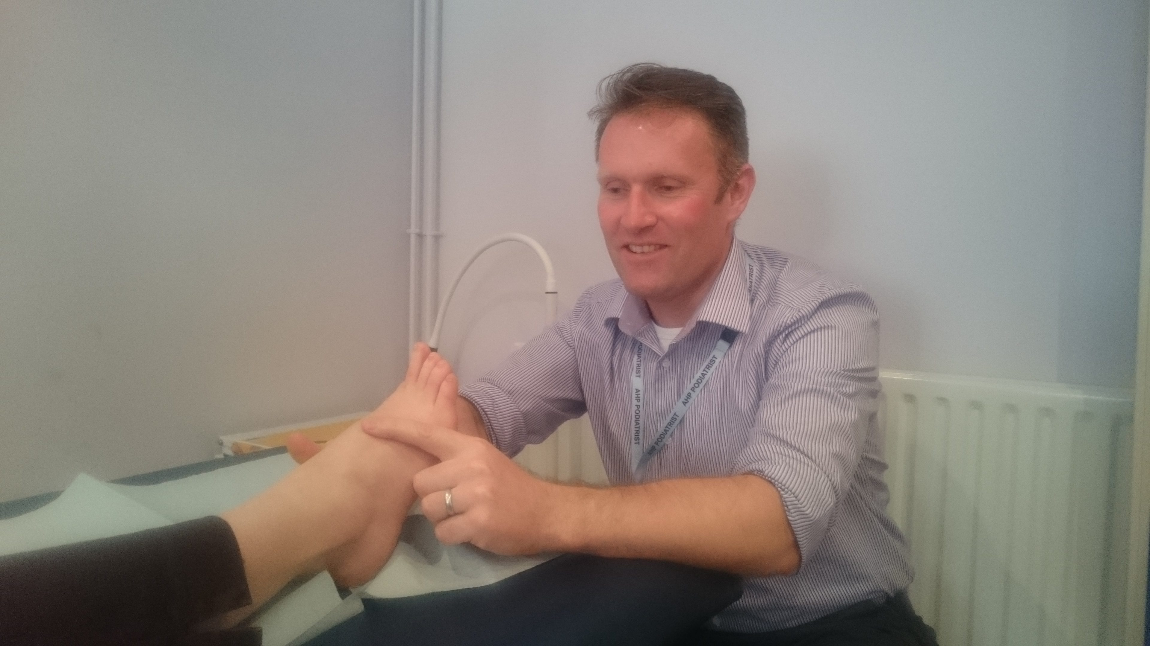 New Foot and Ankle Specialist at Sussex MSK Partnership ...