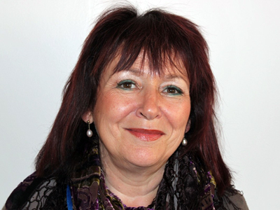 Councillor Claire Vickers