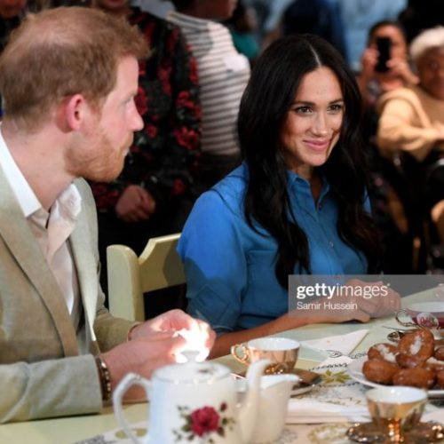 The Royal Family needs The Sussexes to Keep the Royal Ship Afloat