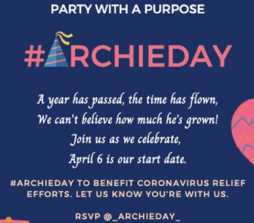 Celebrating a Month of #ArchieDay 069