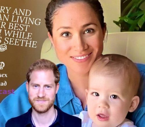 Freedom looks good on Harry and Meghan! Happy Mother's Day!…073
