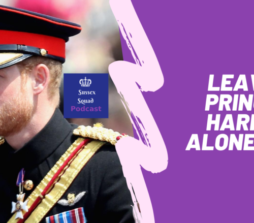 When are you all going to learn to leave Prince Harry alone 080