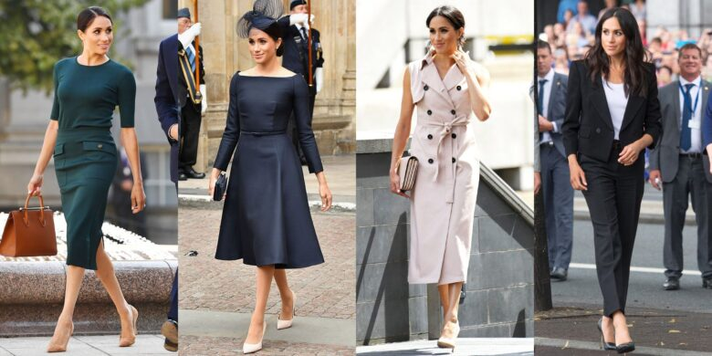 Meghan Markle Style Rules