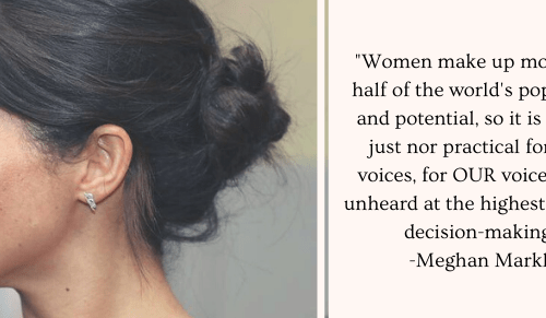 Inspiring Quotes From Meghan Markle