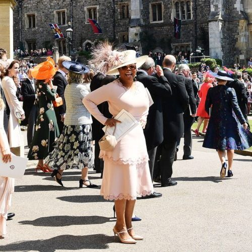 Meghan And Harry Will Be Interviewed By Queen Oprah
