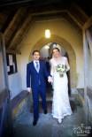Amberley Castle Wedding Photographers 0734