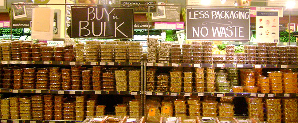 5 Things To Buy In Bulk to Save Money  Reduce Waste