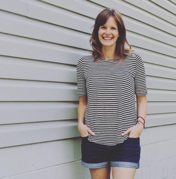 Erica's #garmentgratitude story