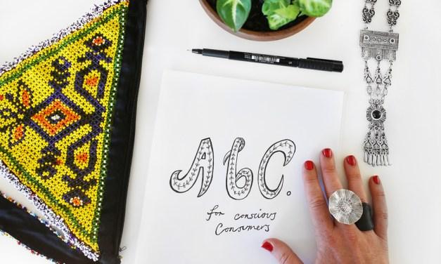 The Conscious Fashionistas A to Z
