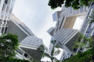 Completed Project: The Interlace, Singapore by Buro Ole Scheeren