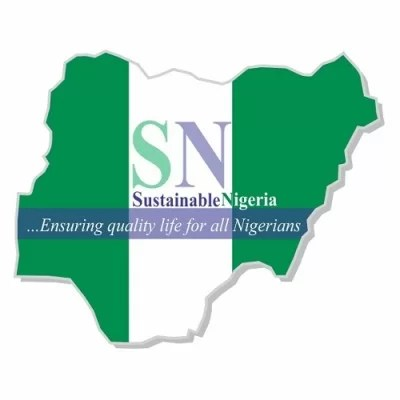 you can contact sustainable Nigeria through media