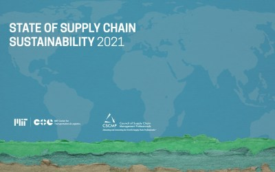 2021 State of Supply Chain Sustainability Survey