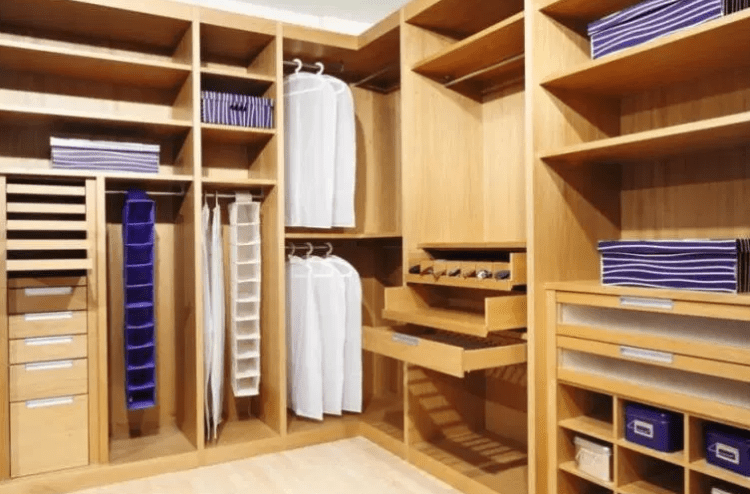 Walk In Closet Organizers - Walk in Closet Ideas