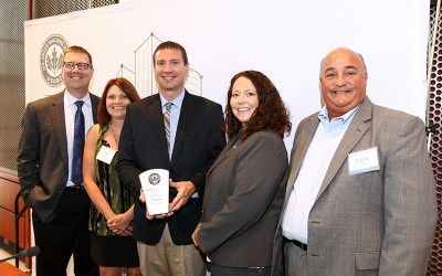 Phil Vetterkind Recognized by U. S. Green Building Council – Wisconsin with Transformation Award of Excellence
